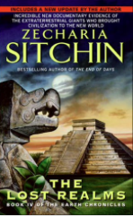 The Lost Realms by Sitchin, Zecharia