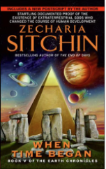 When Time Began Book V of the Earth Chronicles by Zecharia Sitchin